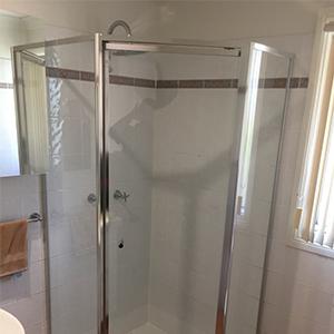 Semi Framed Shower Screens